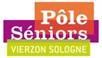 Logo Pole Séniors Vierzon Sologne
