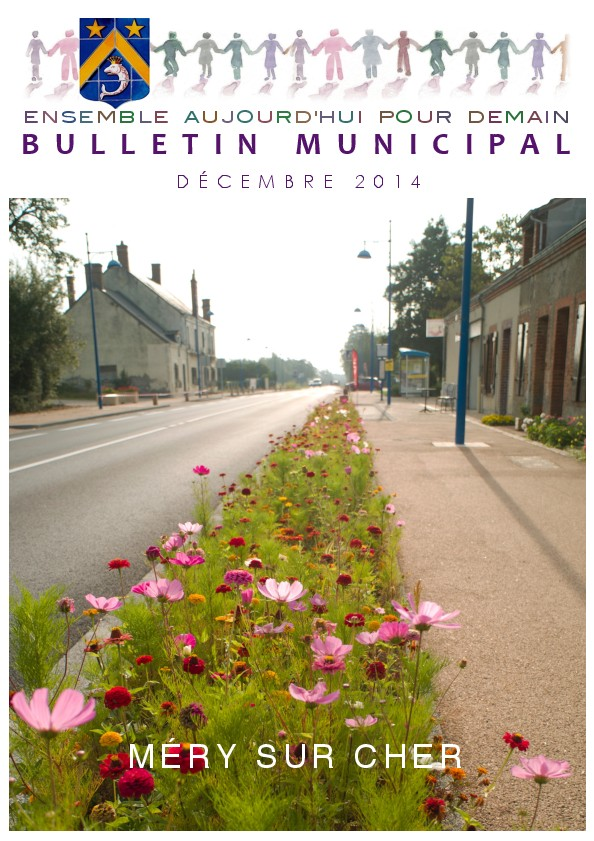 Page de garde-Bulletin municipal décembre 2014