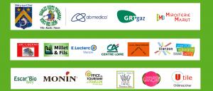 bandeau logos partenaires officiels 2017