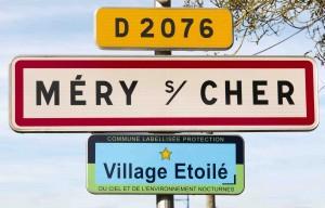 pancarte village étoilé