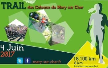 Trail de Méry-sur-Cher
