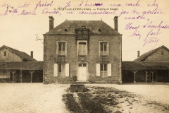 Carte postale mairie
