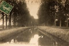 Vue du canal-1916